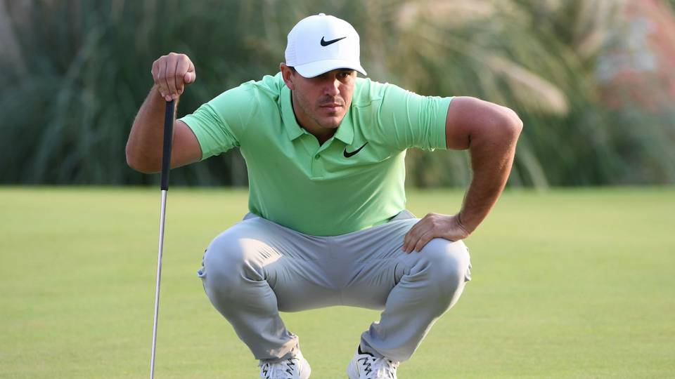 RBC Canadian Open: Brooks Koepka still trying to make up for lost time
