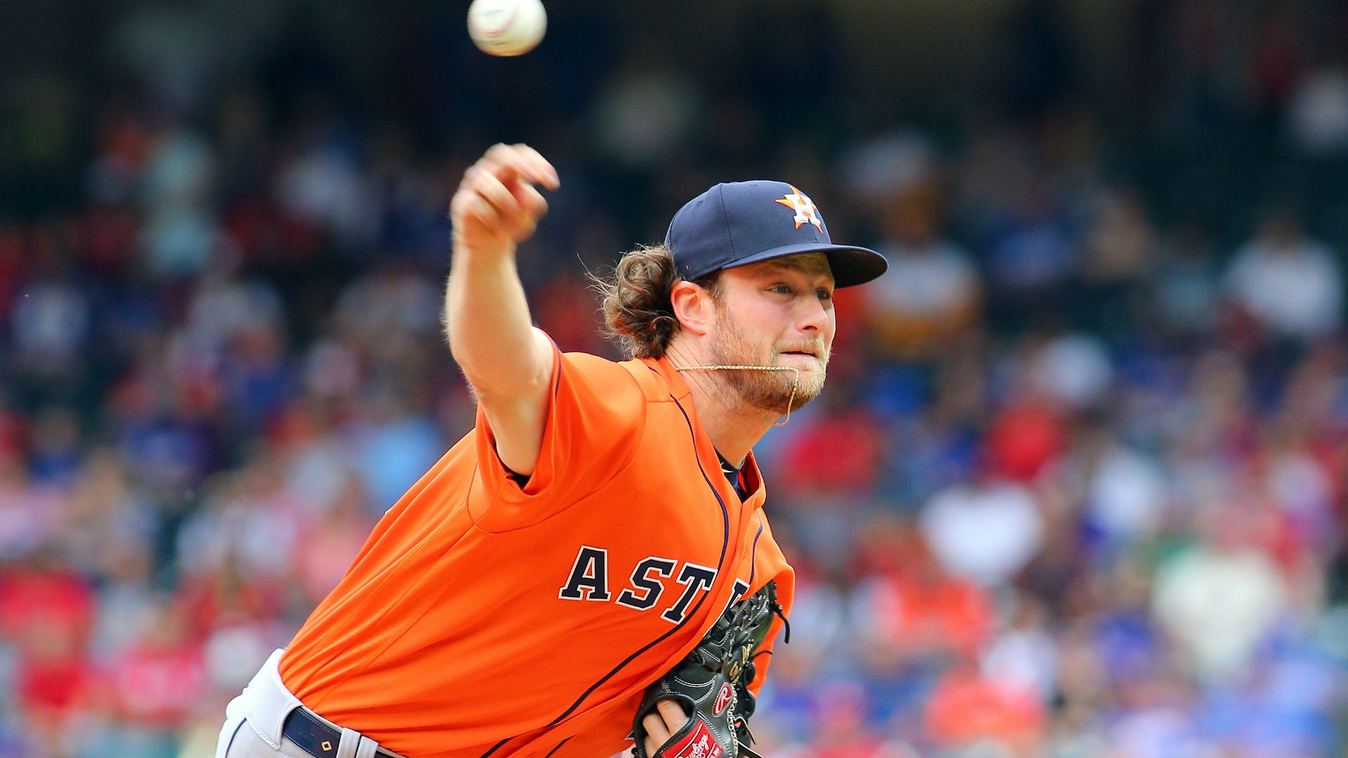 Gerrit Cole injury update: Astros starter (hamstring) 'good to go' next week, A.J. Hinch says