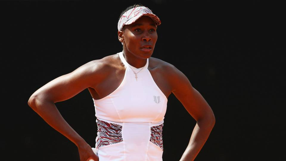 French Open 2018: Qiang Wang shocks Venus Williams in Paris