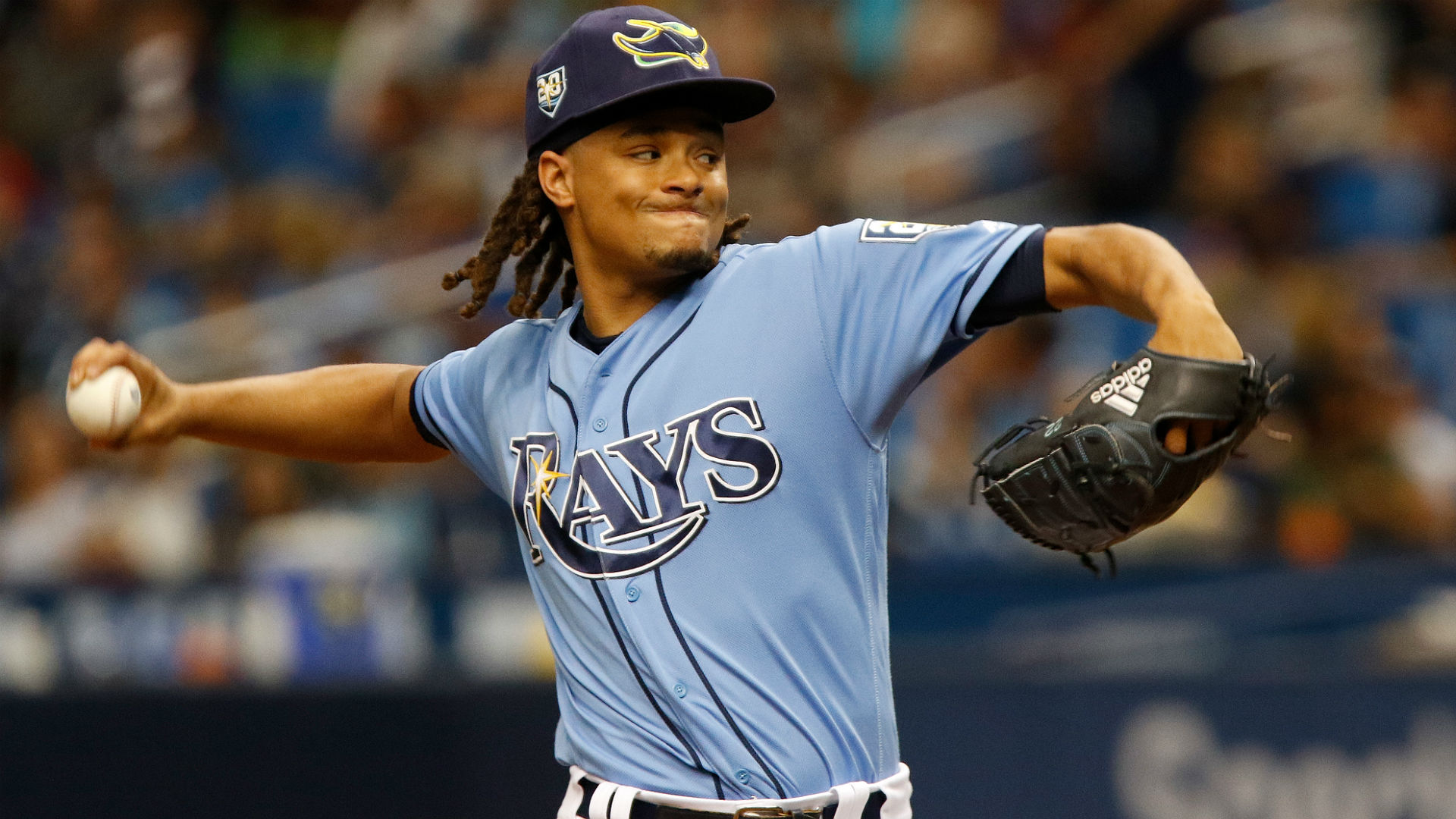MLB trade rumors: Yankees have inquired about Rays starter Chris Archer