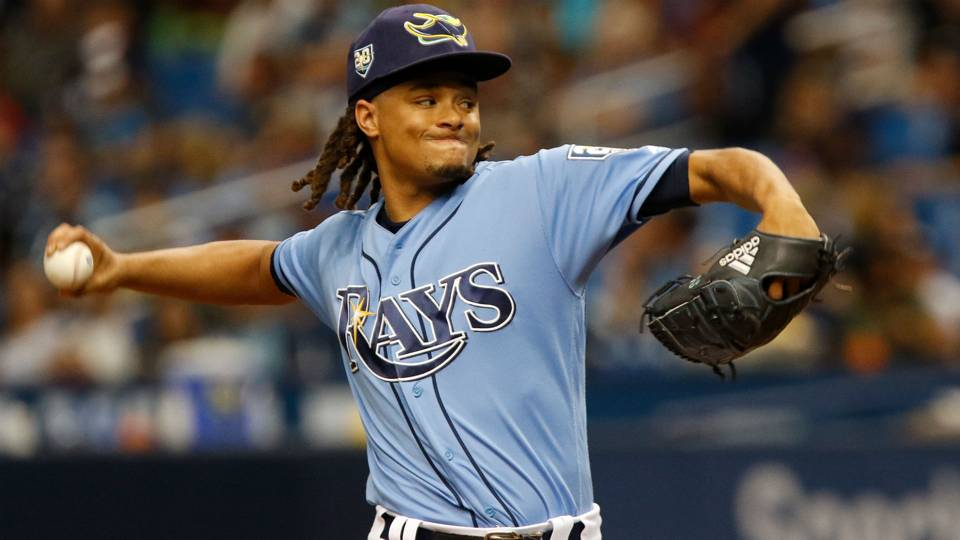 MLB trade rumors: Yankees, Dodgers trying to acquire Rays starter Chris Archer