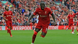 Sadio Mane has reached 100 Liverpool goals faster than the legendary Kenny Dalglish.