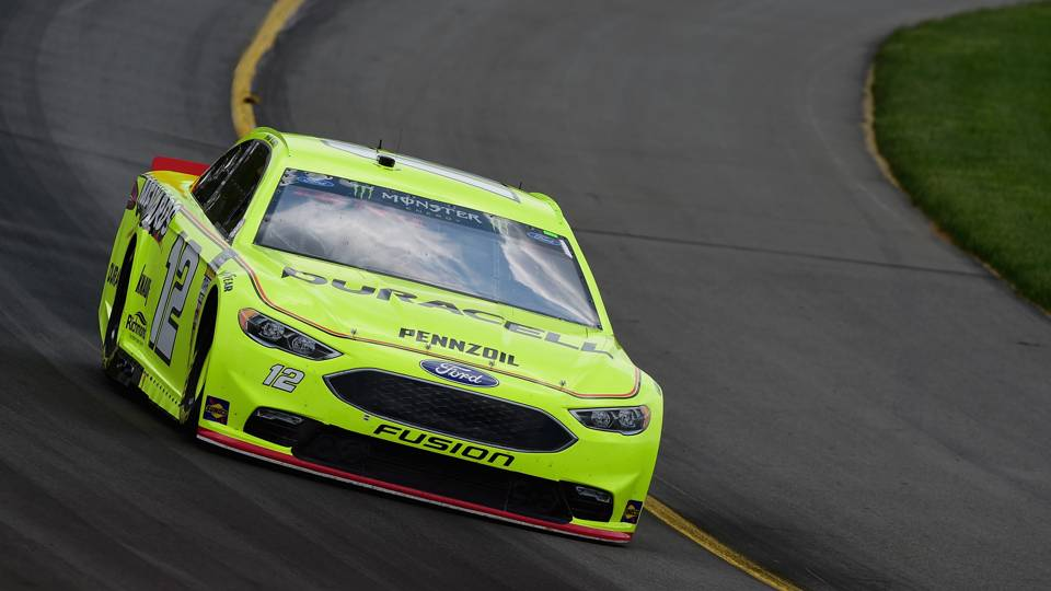 NASCAR starting lineup at Pocono: Ryan Blaney claims fourth career pole