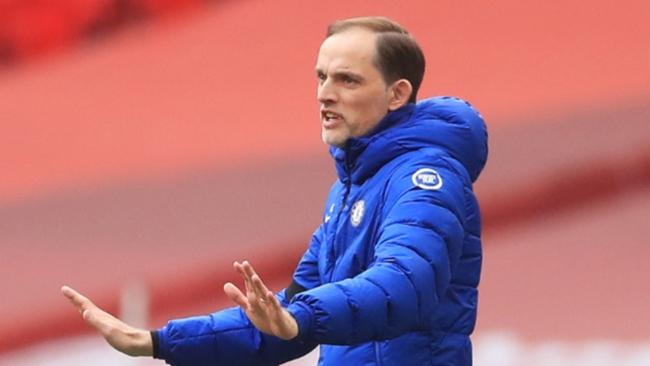 Thomas Tuchel has called for calm following the announcement of the European Super League