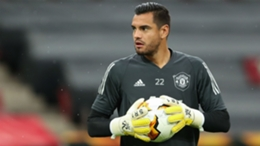 Sergio Romero will leave Manchester United when his contract expires this month