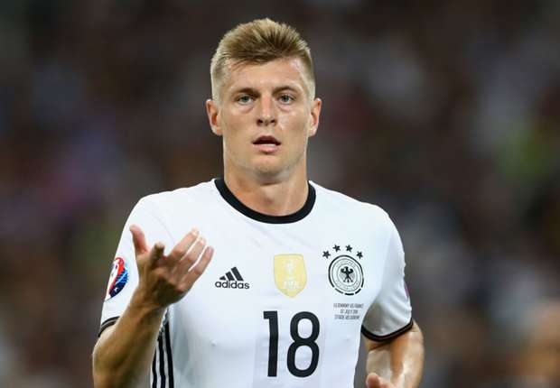 5c9153245 Joachim Low picks Toni Kroos over Ozil for FIFA award - Goal.com