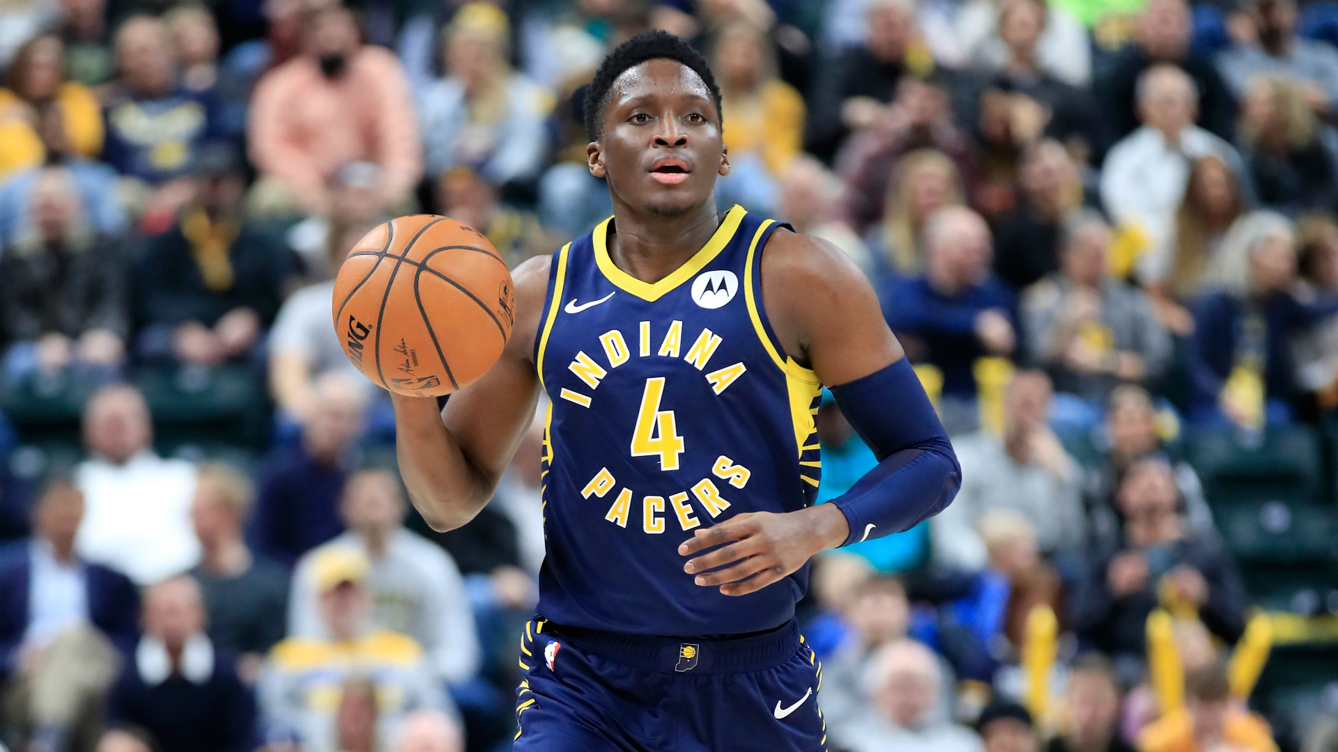 Pacers have a 'chance to be really special' next season, Victor Oladipo says