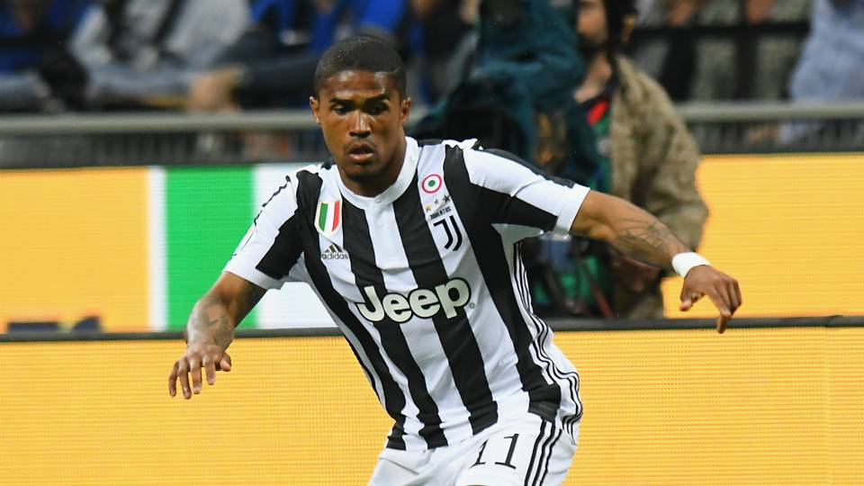 Douglas Costa banned for four Serie A matches over spitting incident