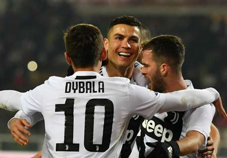 Allegri turns his back on Ronaldo penalty
