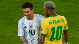 Lionel Messi and Neymar will play against each other for the seventh time