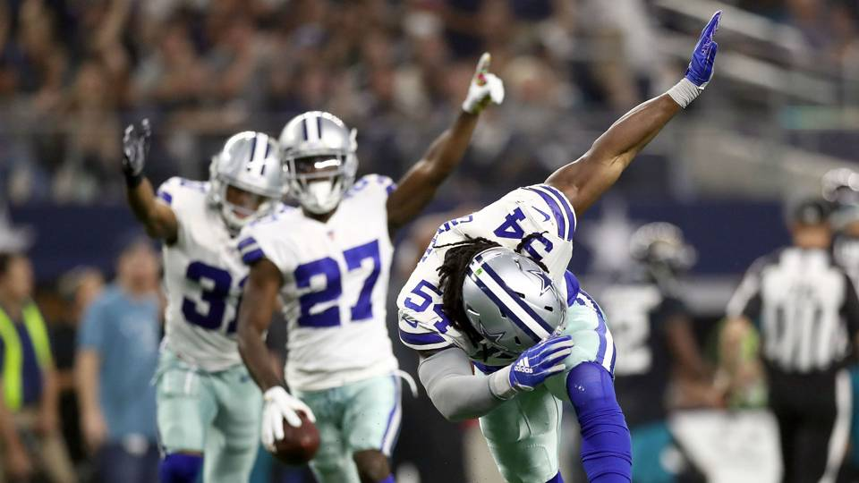NFL Week 6 Blitz Read: Cowboys, Ravens dominate with two blowout victories