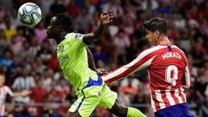 Atletico Madrid 1-0 Getafe: Morata goal earns opening-weekend win
