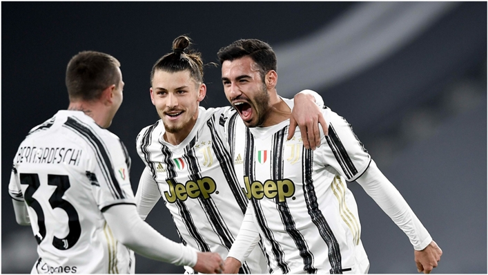 Gianluca Frabrotta made 17 appearances for Juventus last season