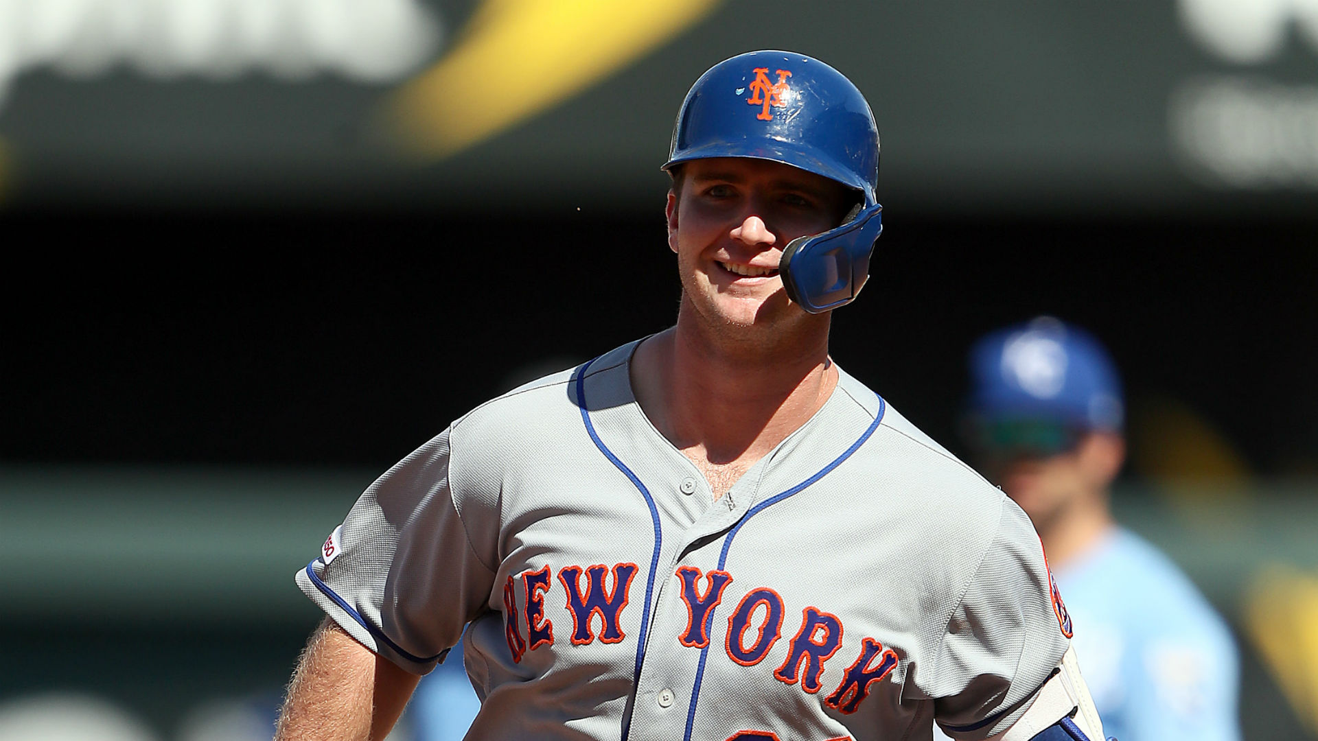 Mets' Pete Alonso breaks National League rookie home run record