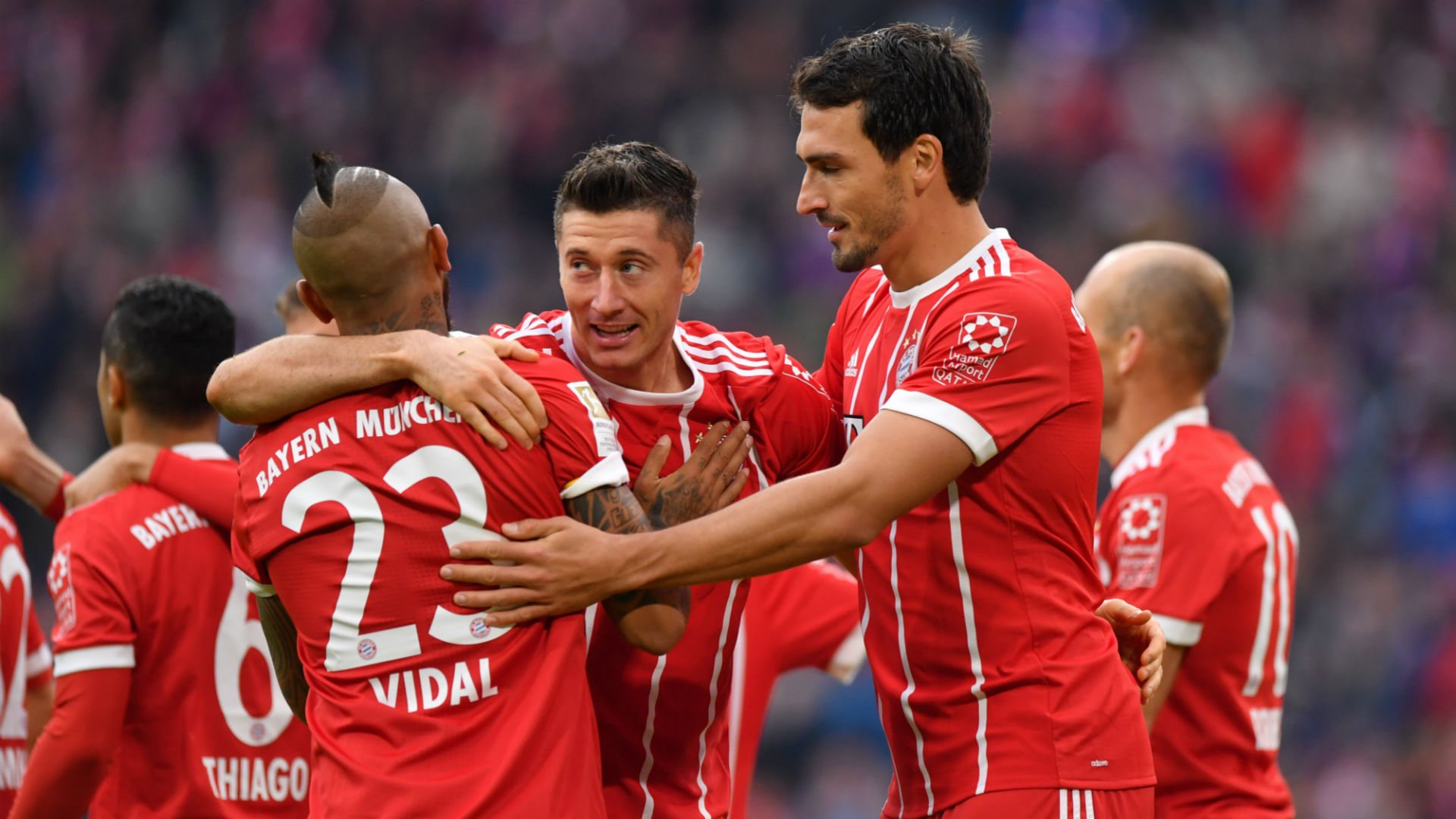 Bayern down Leverkusen 3-1 as Bundesliga resumes