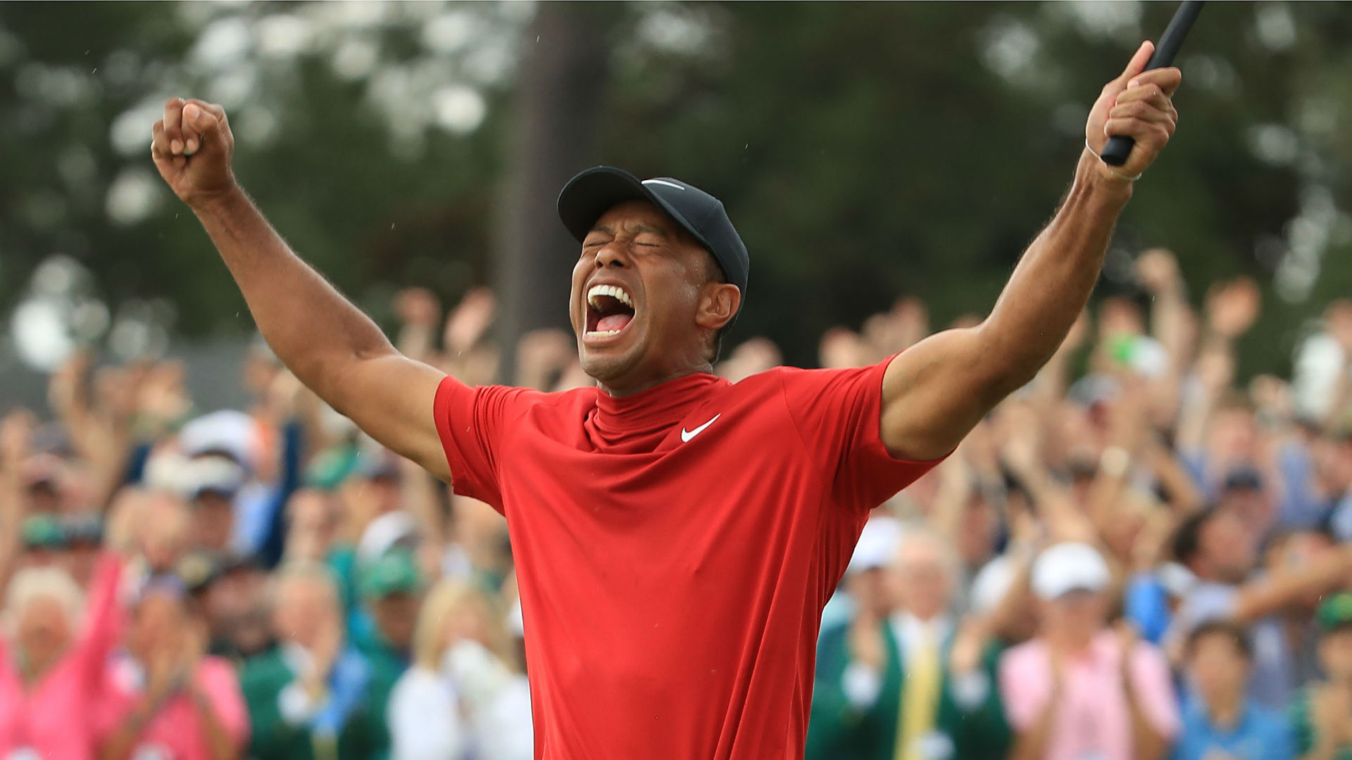 Tiger Woods' Masters win sparked 'profound' interest for people to play golf, report says
