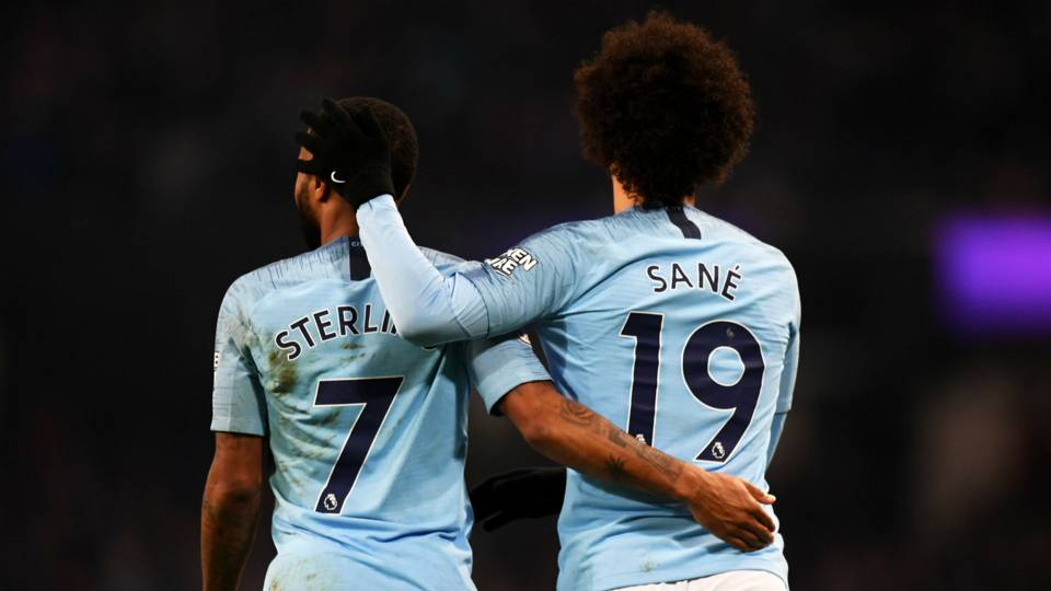 Premier League: Manchester City hands Liverpool first loss of season