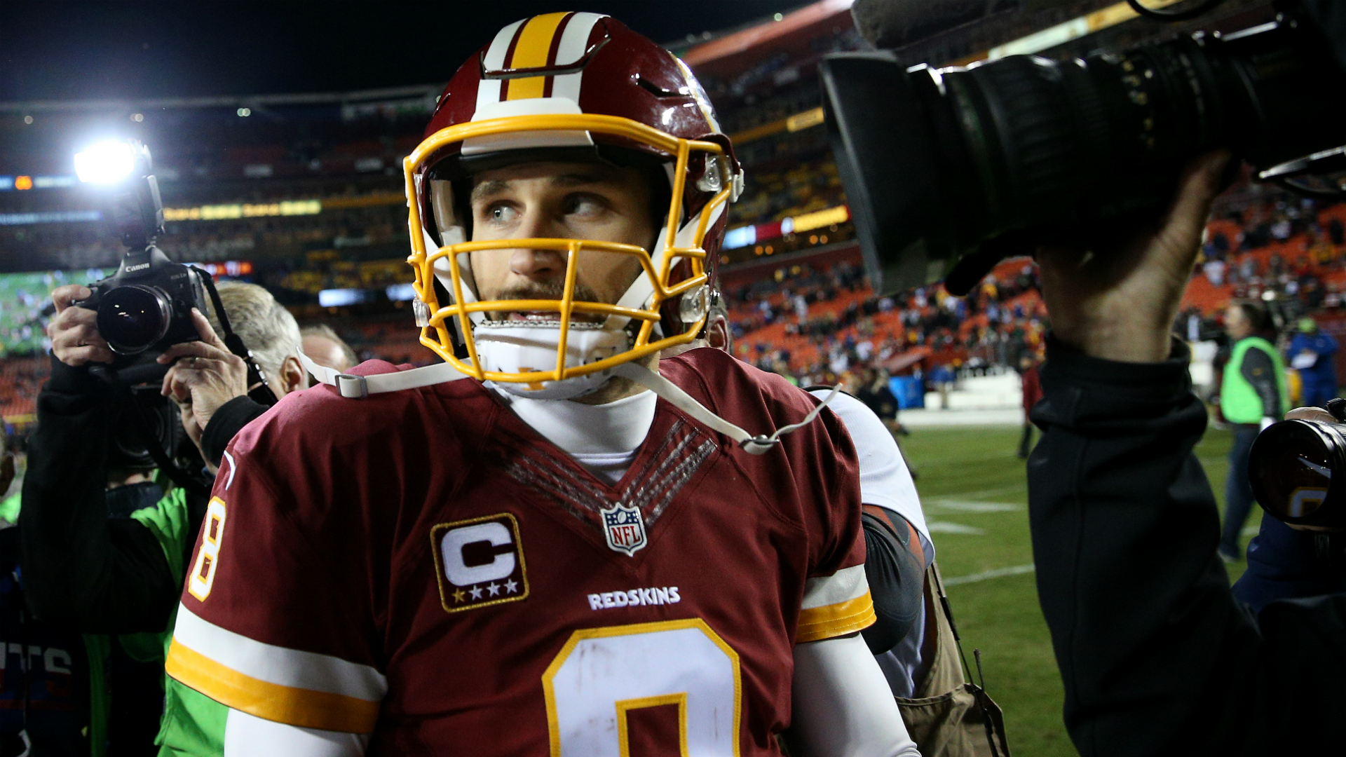 Cleveland likes that: Kirk Cousins would 'seriously consider' playing for Browns