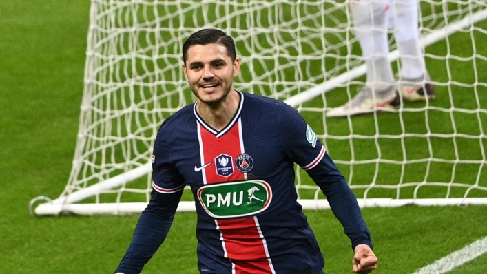 Mauro Icardi cannot wait to return to action and seek revenge against Lille on Sunday