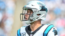 Christian McCaffrey left Thursday's game with an injury