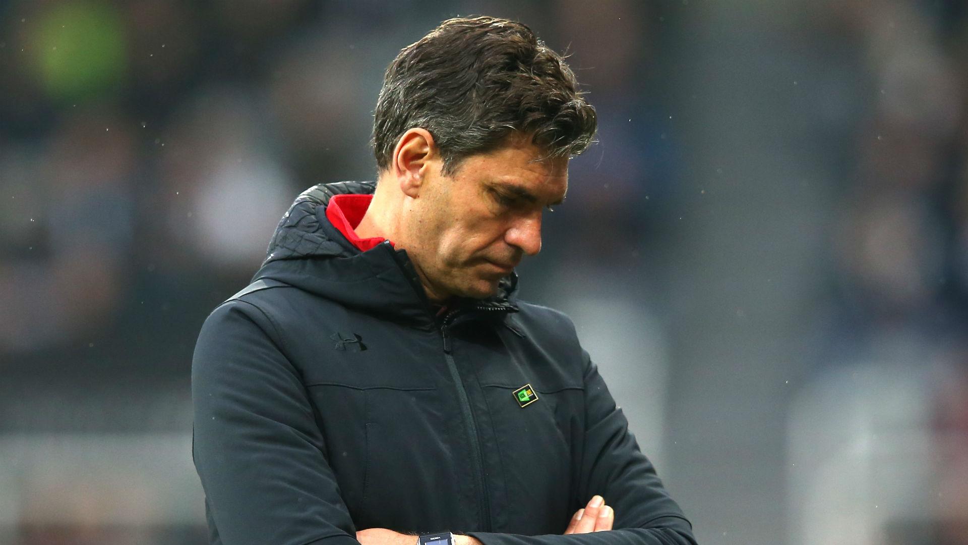 Mauricio Pellegrino fue despedido del Southampton