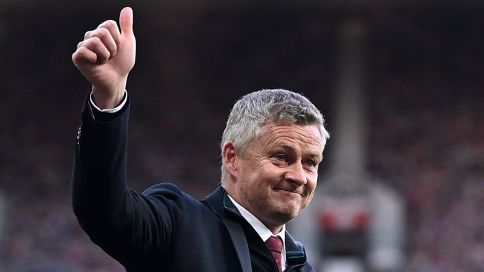 Things are on the up for Manchester United manager Ole Gunnar Solskjaer