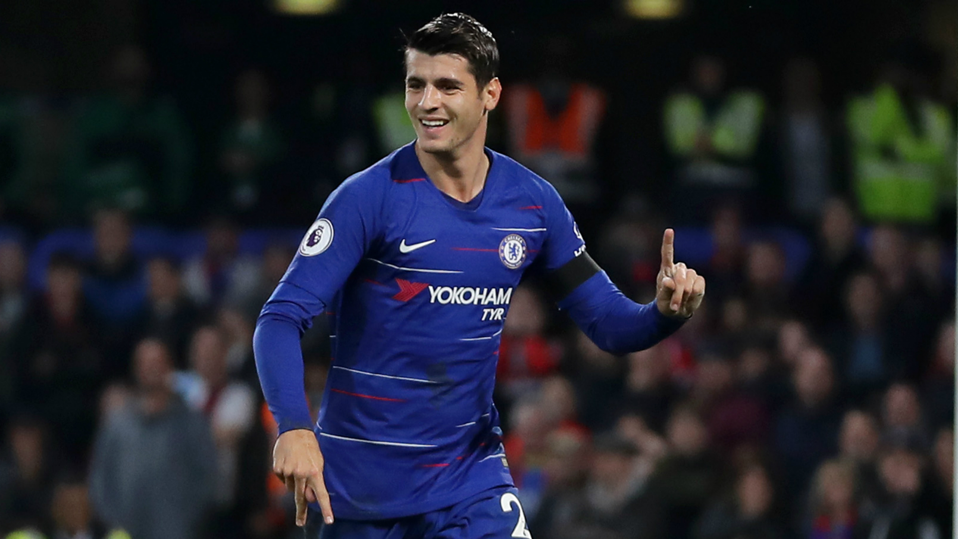 Morata's agent visits London to work on Chelsea exit