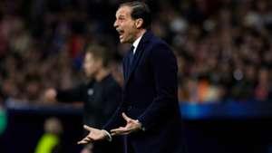 Juventus need 'something extraordinary' against Atletico Madrid, says Allegri