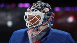 New York Rangers great Henrik Lundqvist