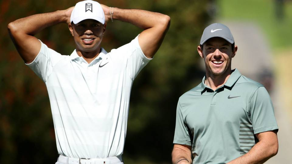 Wells Fargo Championship odds: Rory McIlroy, Tiger Woods among favorites