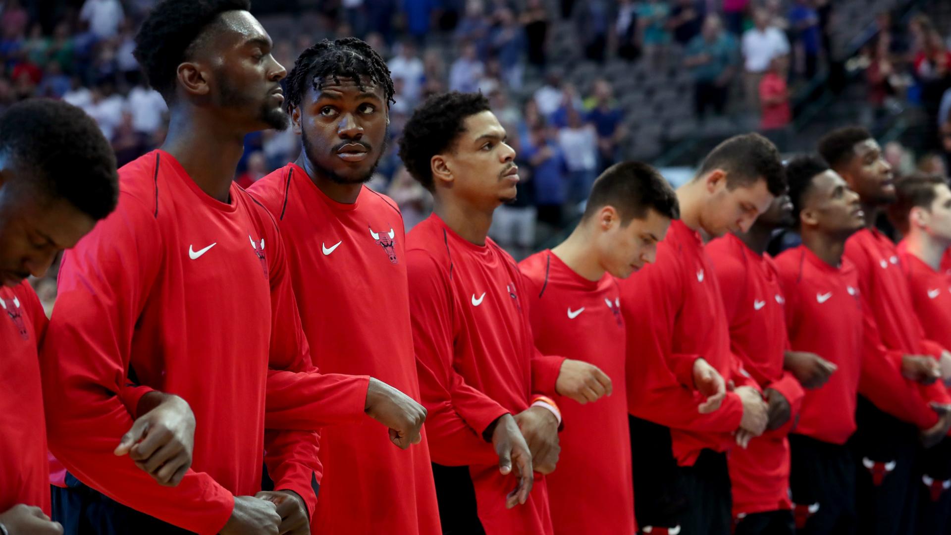 Bulls need continuity to restore NBA glory days, Luc Longley says