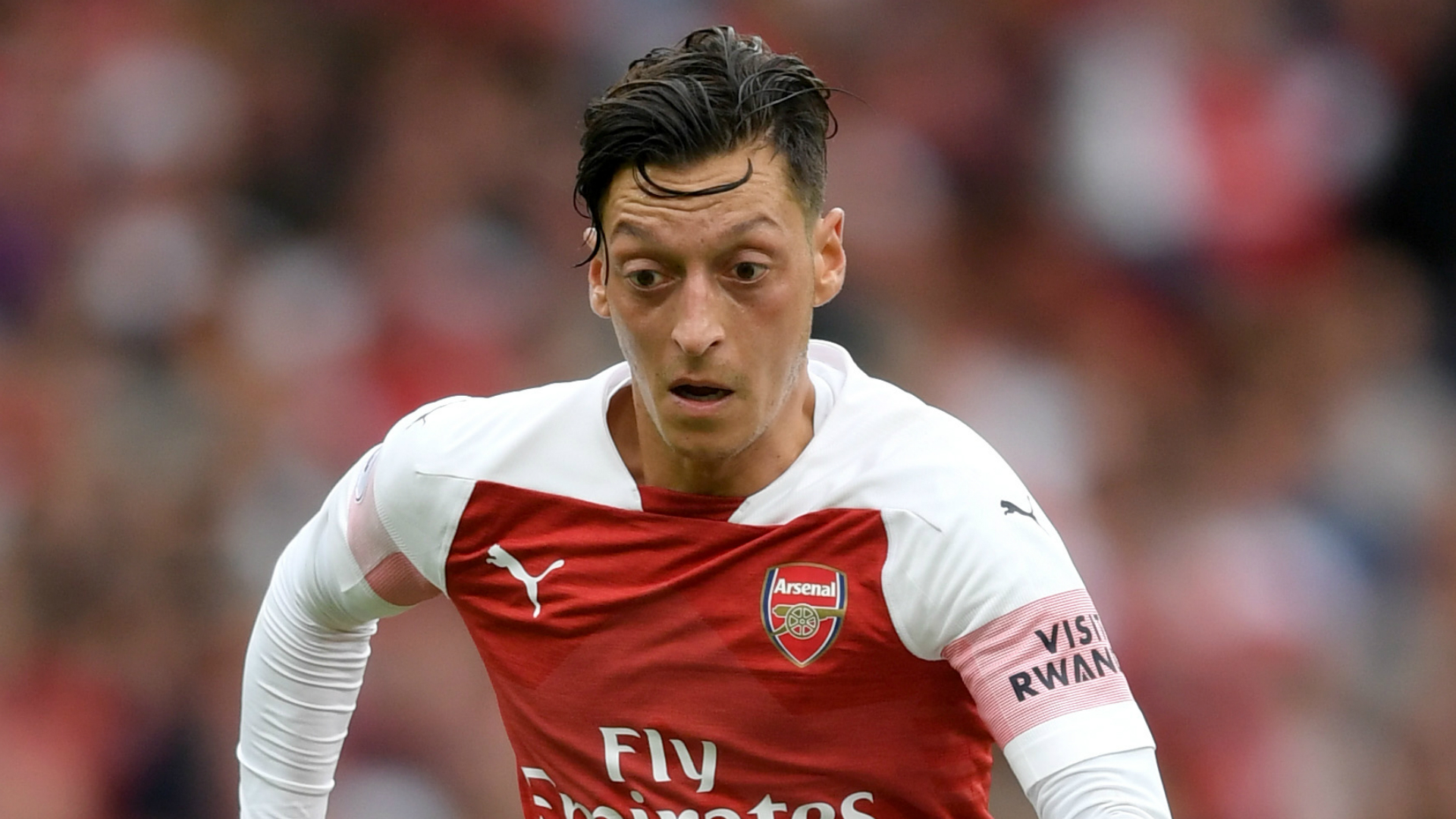 Arsenal News Onus On Mesut Ozil To Rise Above Criticism Says Ian Wright Goal Com