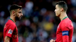 Cristiano Ronaldo will help Manchester United achieve glory, according to Bruno Fernandes.