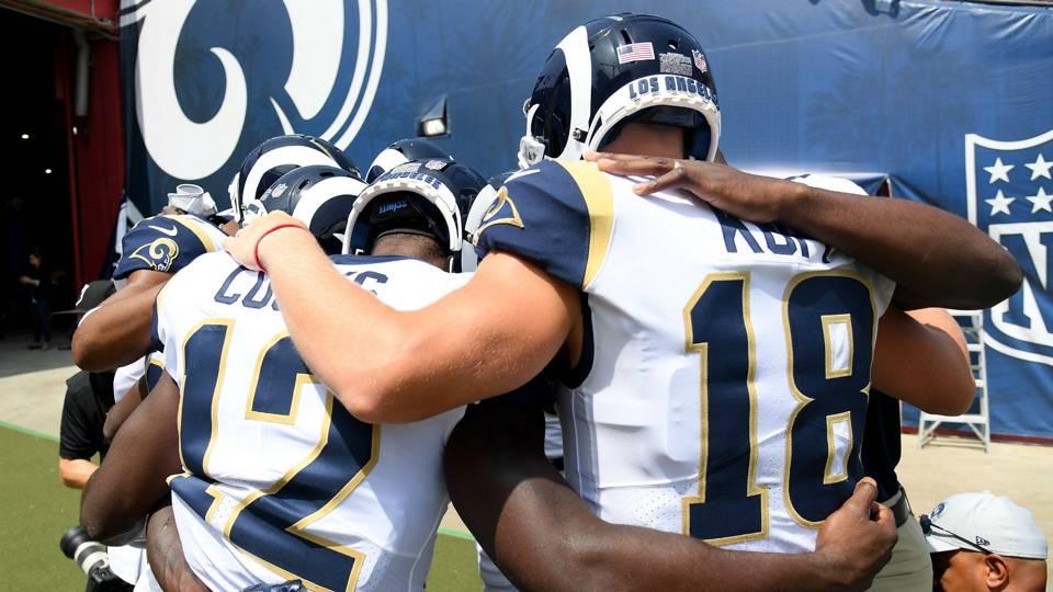 Rams' Brandin Cooks, Cooper Kupp clear concussion protocol