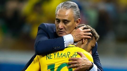 Brazil boss Tite won't take Neymar risks despite World Cup pressure
