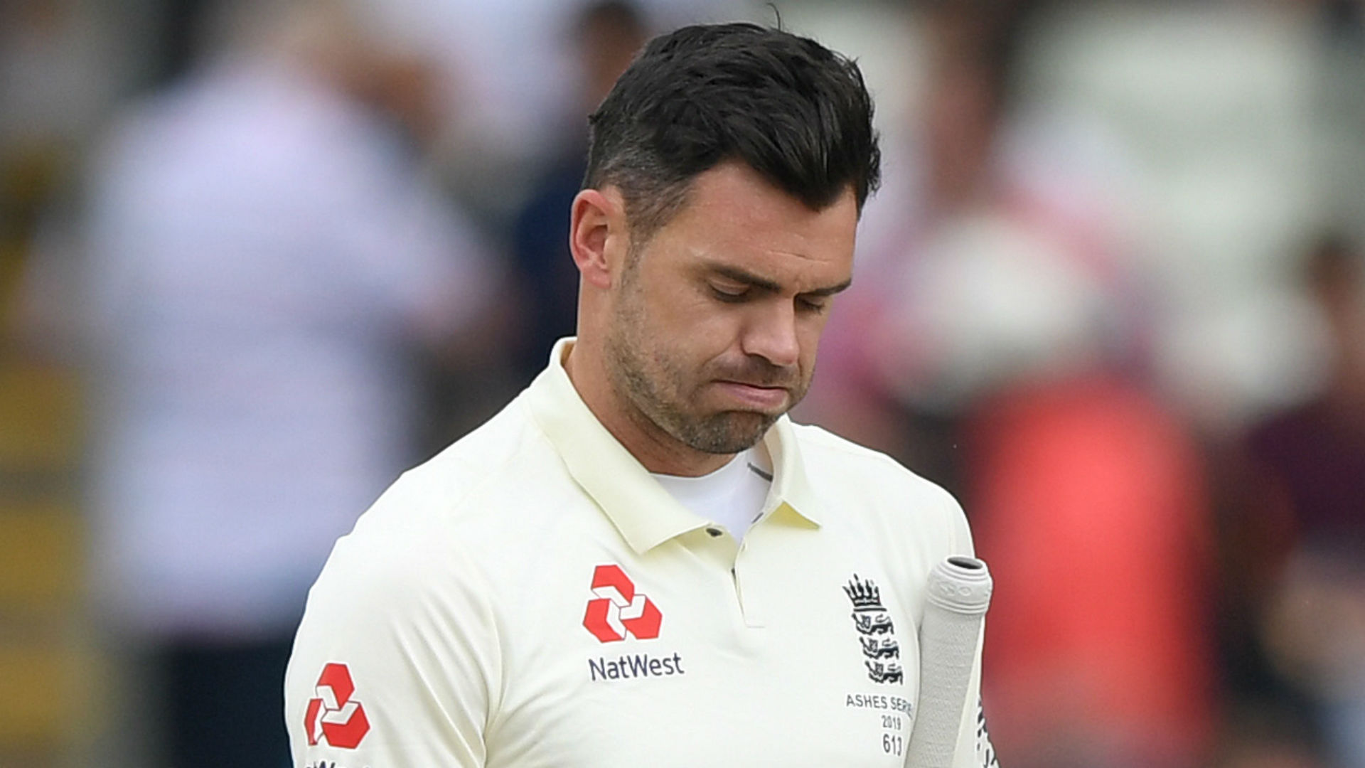 Ashes 2019: Ryan Harris points finger at James Anderson over fitness call