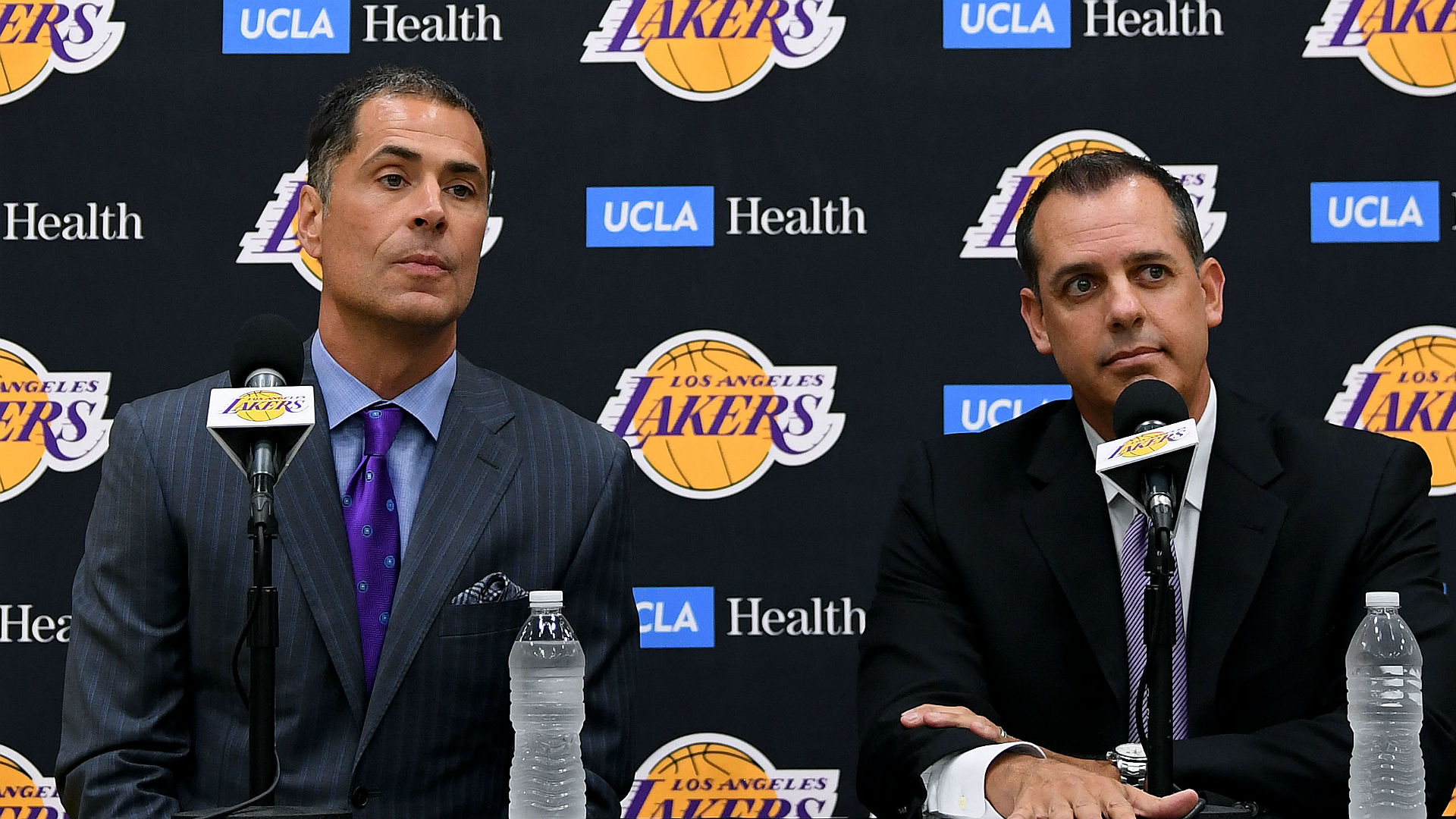 NBA Draft 2019 rumors: Lakers 'aggressively' looking to acquire second-round picks