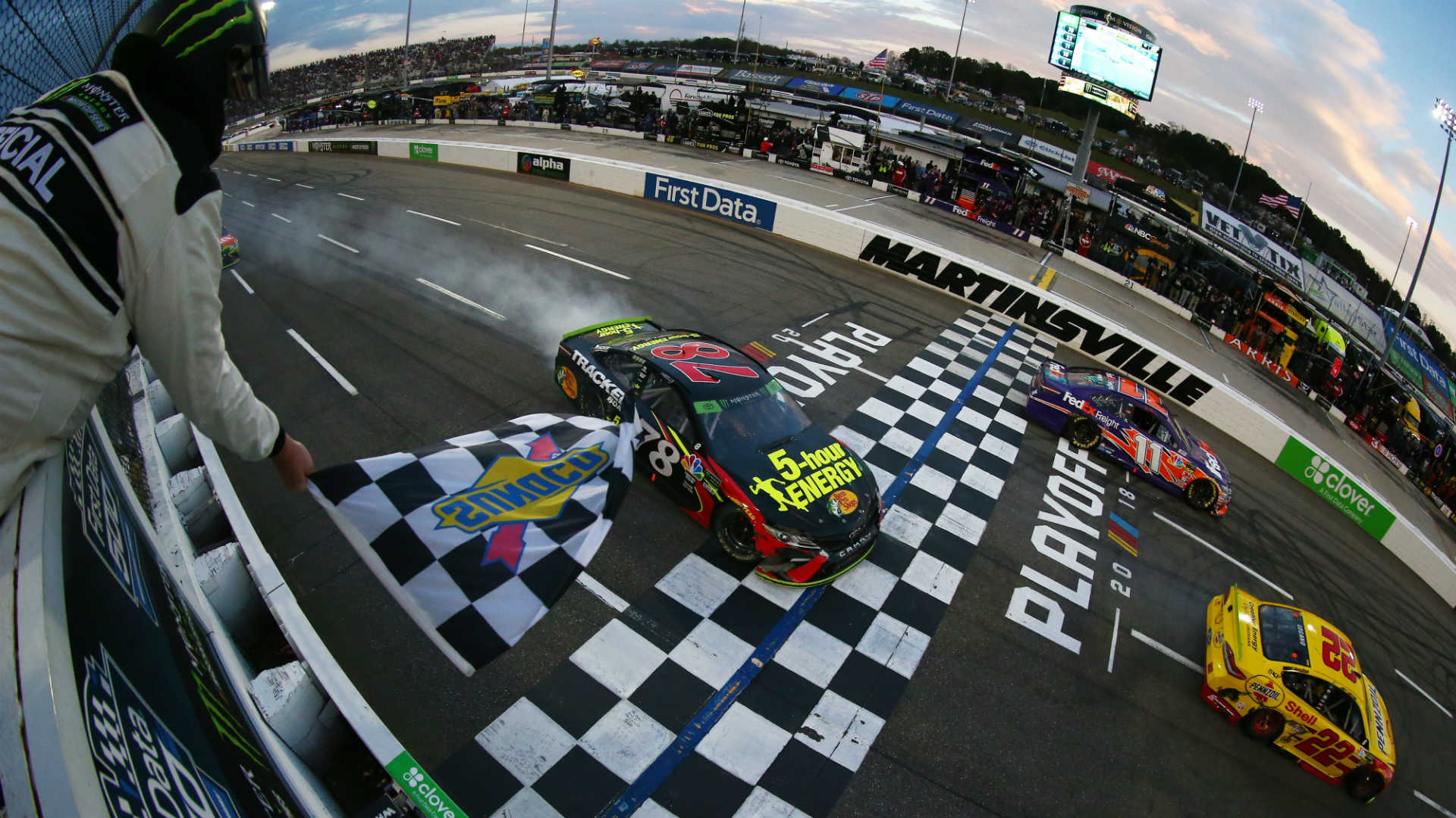 Martin Truex Jr.: 'Things have changed' with Joey Logano