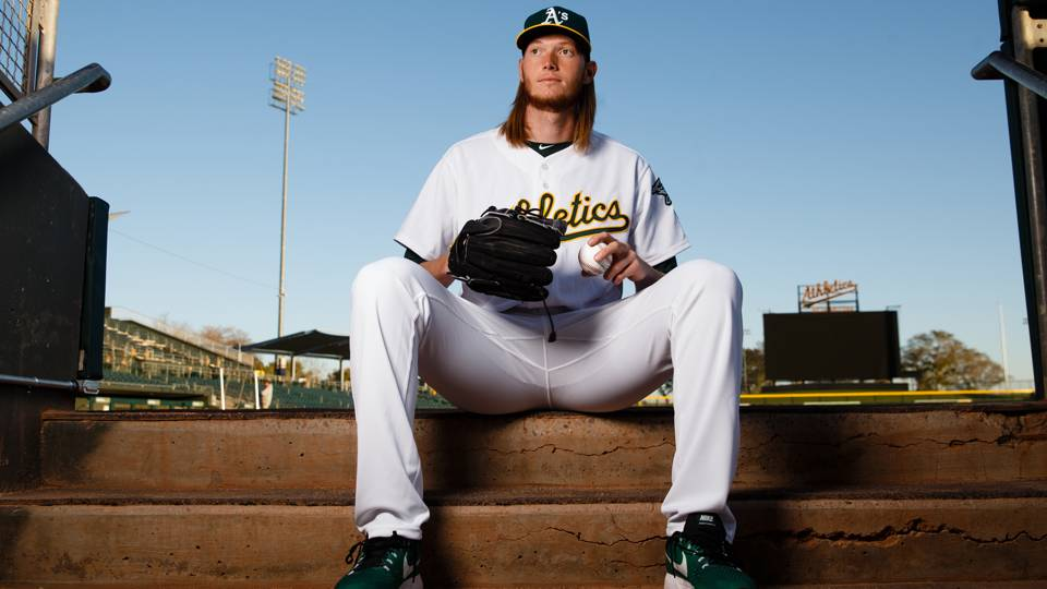 AJ Puk injury update: A's top pitching prospect reportedly dealing with elbow issue