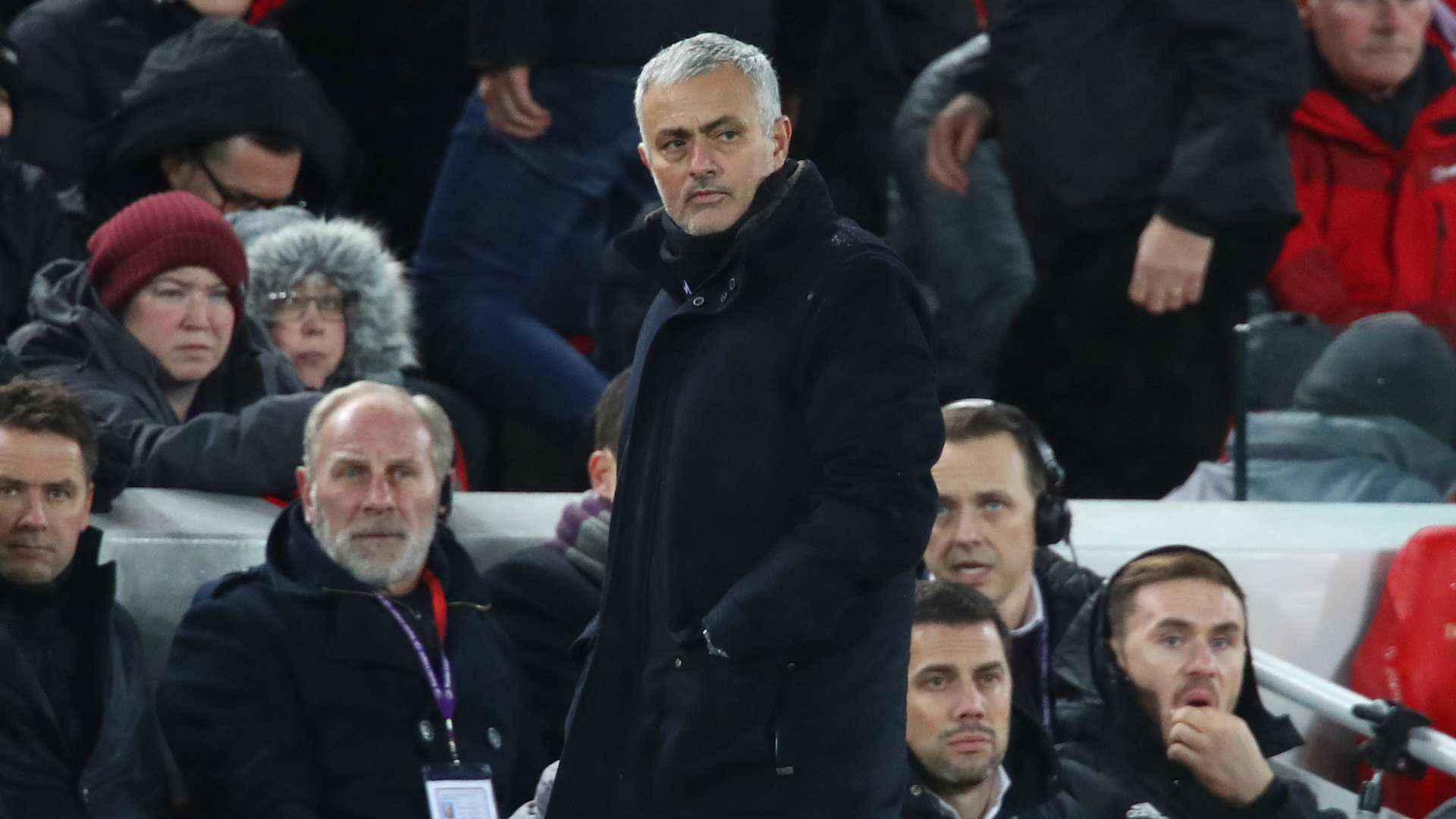 Jose Mourinho: Manchester United are physically and technically inferior to Liverpool
