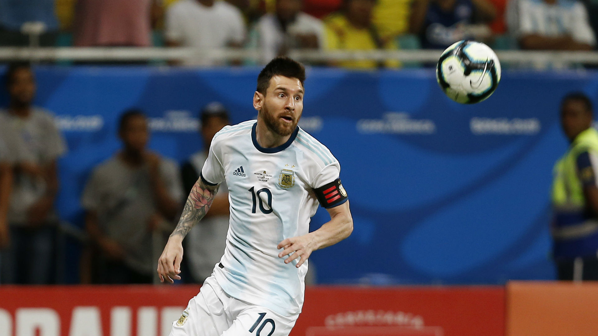 Lionel Messi and Franco Armani save the day for struggling Argentina