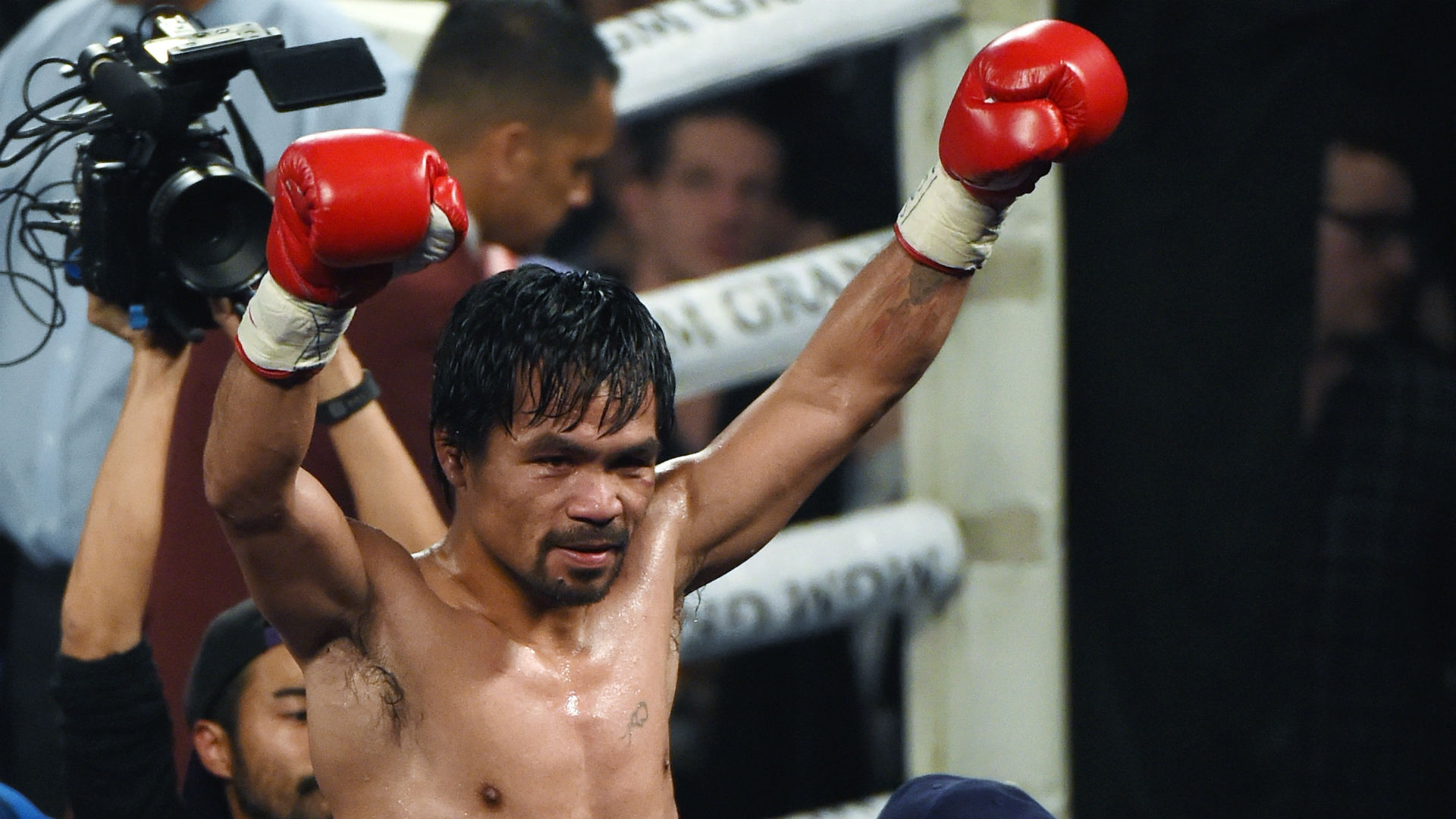 Manny Pacquiao: Rematch with Floyd Mayweather would be 'exciting'