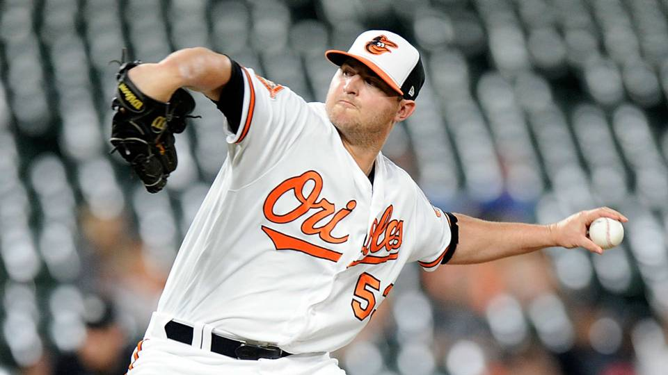 MLB trade rumors: Orioles hoping to deal closer Zach Britton by early next week