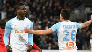 It had to be him – Balotelli scores against Vieira's Nice