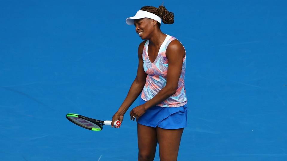 Australian Open 2018: Venus Williams ousted by unseeded Belinda Bencic