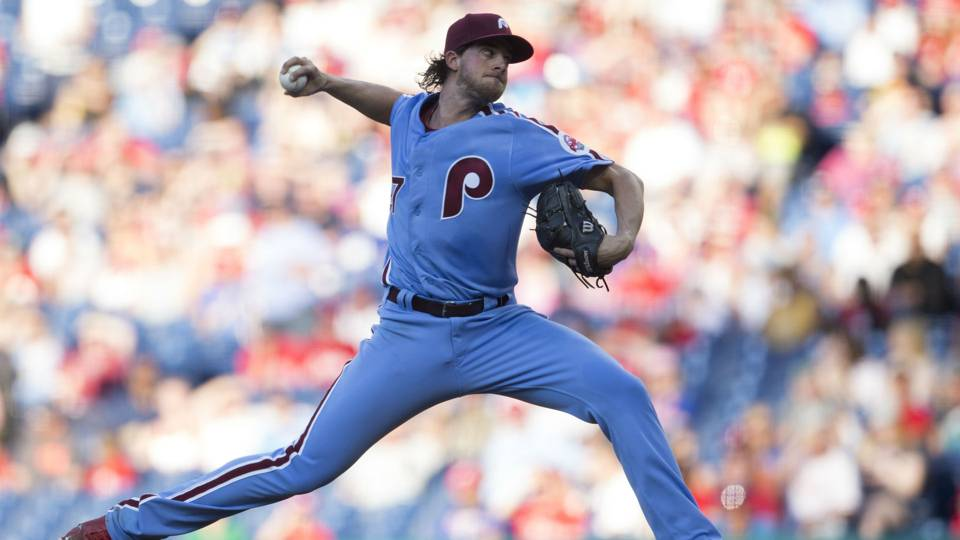 MLB wrap: Aaron Nola dominates Nationals to continue home success