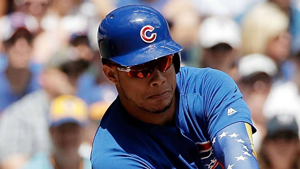 Cubs' Willson Contreras explains odd reason for bench coach's ejection