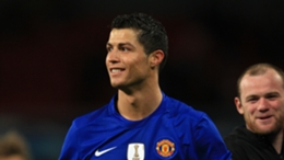 Cristiano Ronaldo is back at Manchester United