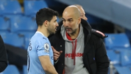 Pep Guardiola does not expect Man City to sign a replacement for Sergio Aguero