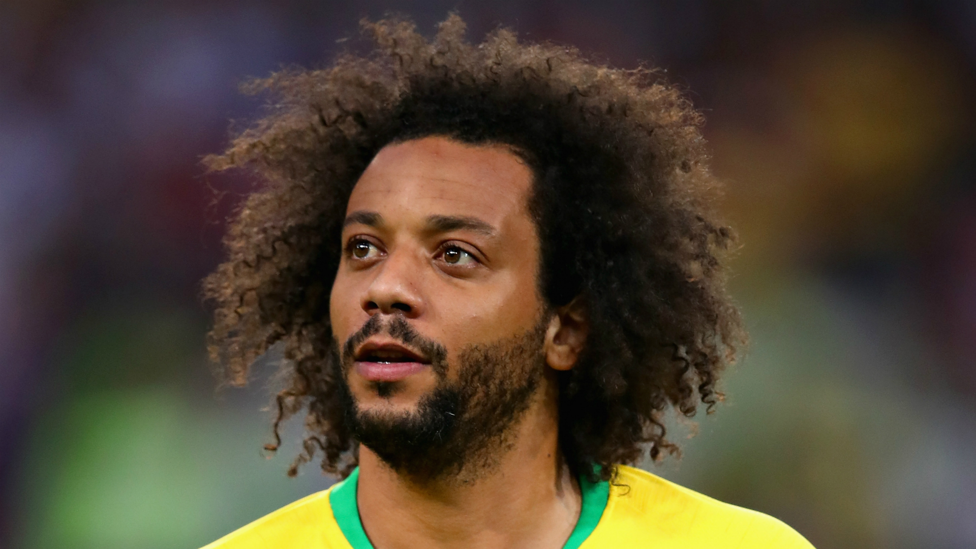 Brazil team doctor suggests bizarre cause of Marcelo's back injury